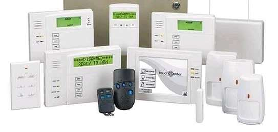 Home/Building Alarm Systems image 1