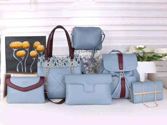 Fine ladkes handbags 6 in 1 image 1