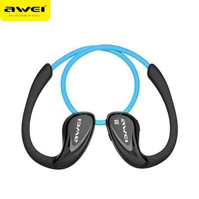 Awei A880BL Wireless Bluetooth V4.0 Headphones Sports Stereo Earphones image 7
