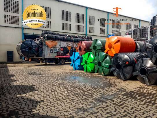 Multicolor Water Tanks image 9