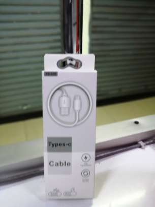 type c charging cable image 1