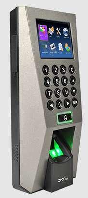 F18 Zkteco Access Control Terminal(3000 Fingerprints) image 1