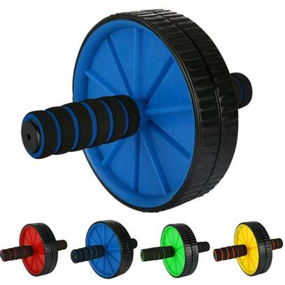 Abs fitness roller image 2