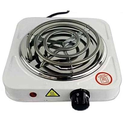 Electric cooking plate image 1