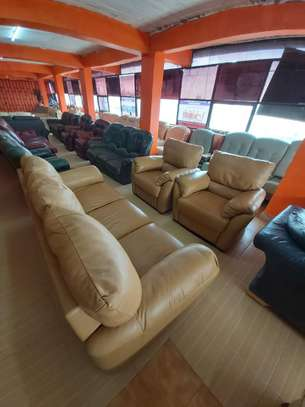 Leather Sofas (5 Seater) image 2