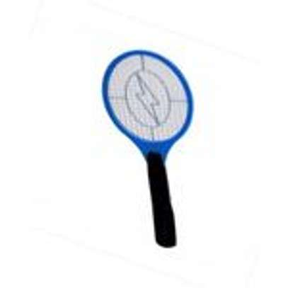 Rechargeable Electronic Mosquito Racket - Blue image 2
