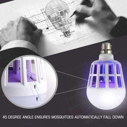 LED Effective Mosquito Killer Bulb Energy Saving 15 Watt image 1