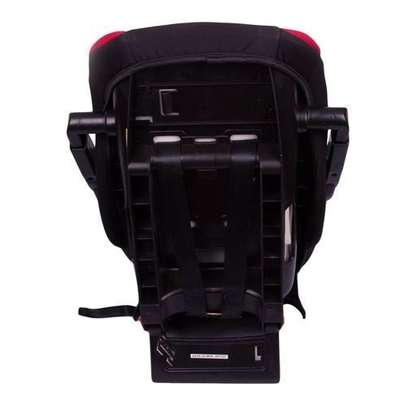 Infant baby Car seat- ( 0- 36 months) red/black image 3