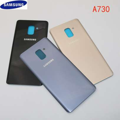 Battery Cover Replacement Back Door Housing Case For Samsung Galaxy A8 2018/A8 Plus 2018 image 2