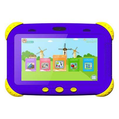 "X Tigi Kids7 Pro Children Tablet - 7.0"" - 16GB - 1GB -2MP - 3500mAh- Android 8.1 image 2"