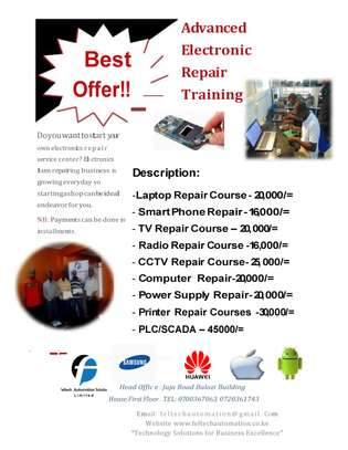 Advanced Copier and Printer Repair Training image 2