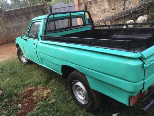 Peugeot 504 Pickup , 1800cc (Ready Papers) image 6