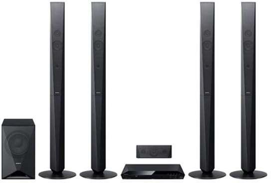 Sony DAV-Dz950 Home theatre system image 1