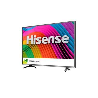 24 inch Hisense Digital LED TV - 24N50HTS - With inbuilt Decoder image 1