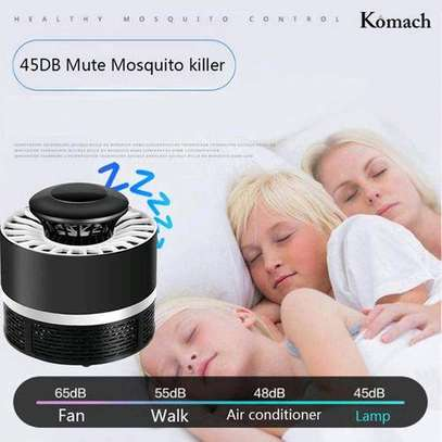 USB electric mosquito killer lamp image 1