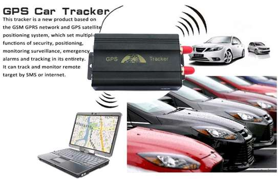 1.Track your vehicle in real-time using phone image 1