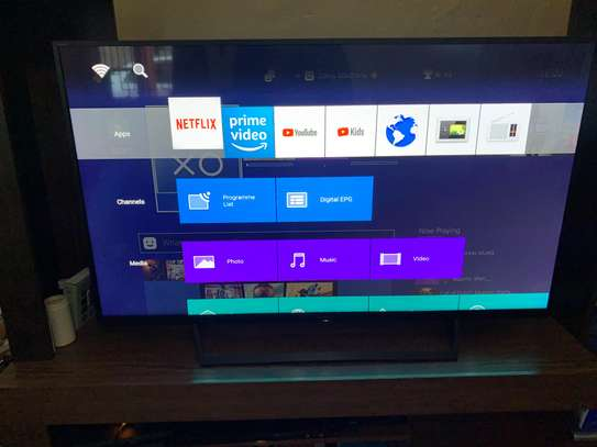 SONY SMART TV 49' FOR SALE image 2