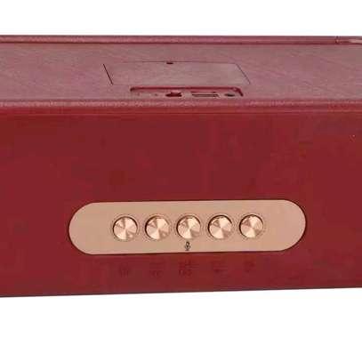 Bluetooth speaker wster 1668 image 2