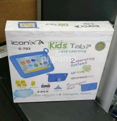 Iconix C703 Kids Tablets 8GB memory+Gifts(in shop) image 1