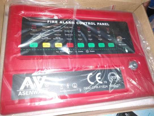 Asenware 4 Zone Fire Panel image 1