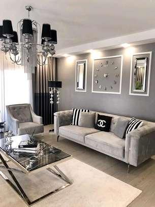 Modern three seater sofas/single seater sofas/Modern four seater sofa set/Living room furniture designs/Living room sofas/Living room inspiration & decorations/Living room sofas image 1