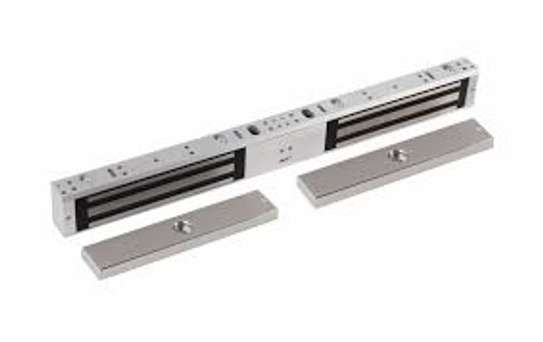 Double Maglock For Access Control System image 1