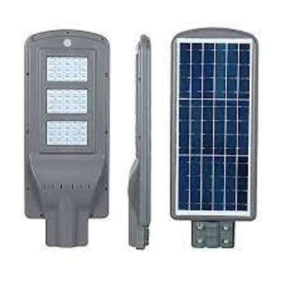 30 watts solar streetlight image 1