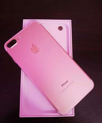 Apple Iphone 7 Plus 256 Gigabytes Gold And Iwatch
