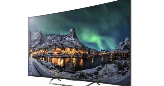 Sony 65 inches Android Smart UHD-4K Digital TVs 65X8000H image 1