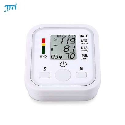 High Blood Pressure Monitor Portable & Household Arm Band Type image 5