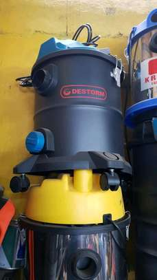 Wet and dry 20L vacuum cleaner