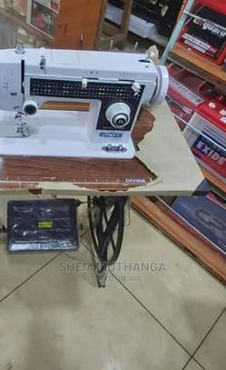 Quality Embroidery Machine image 1