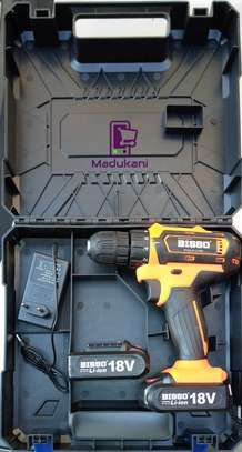 Bisso 18V Cordless Drill image 3