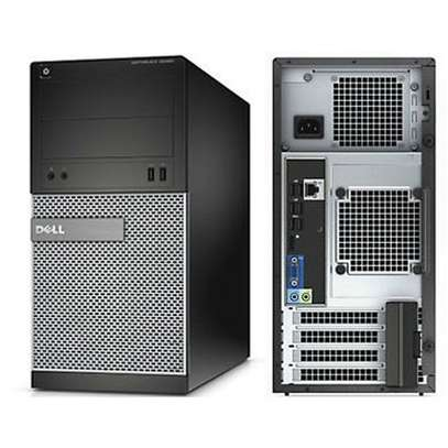 DELL OPTIPLEX 390 CPU Tower - Core i3 - 4GB Ram - 320GB HDD - 3.3GHz Speed image 1