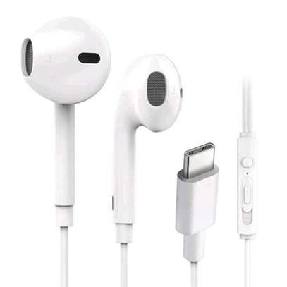 Type-C Line Control Earphone with Mic High-quality Lossless