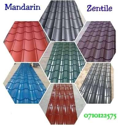 Mandarin Roofing mabati image 1