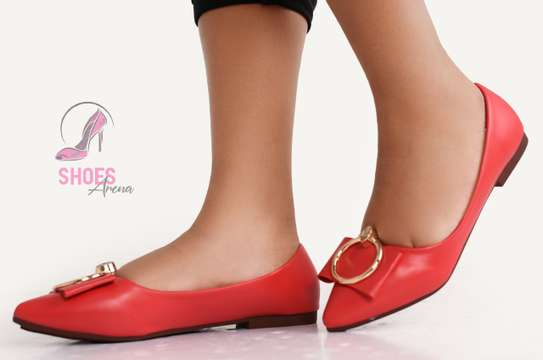 Classy Flat shoes image 7