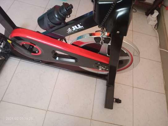 Original JLL IC300 Indoor Cardio Fitness Bike image 5