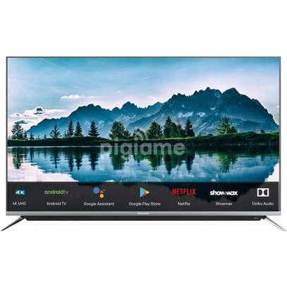 Skyworth 55 inch smart Android TV Frameless image 2