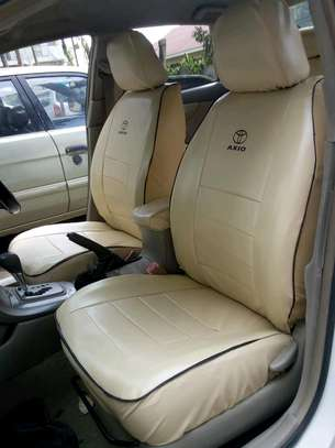 Elegant car seat covers