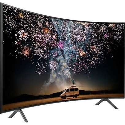 Samsung 55 inches Curved Smart 4k 55RU7300 image 1