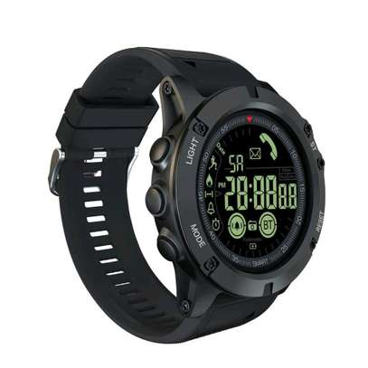 Tactical Bluetooth water proof smart watch image 1
