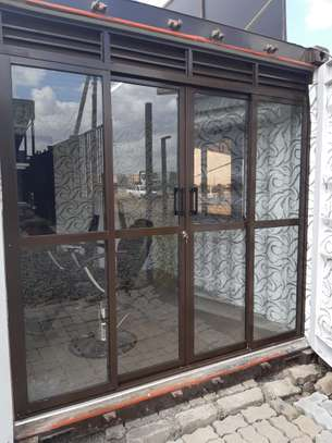 Aluminium Sliding Windows & Doors