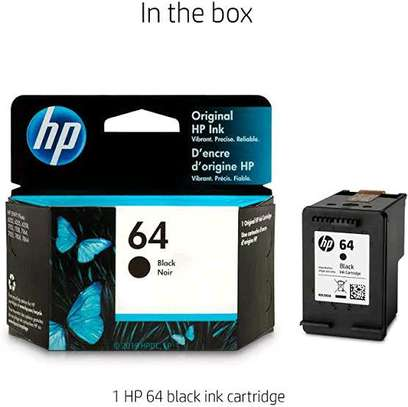 64 inkjet cartridge tri-colour N9J90AN image 4