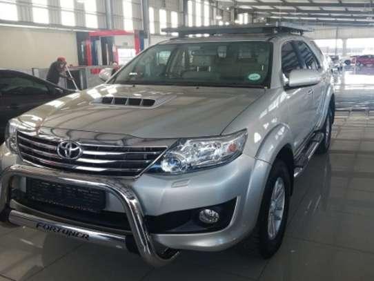 Toyota Fortuner image 5