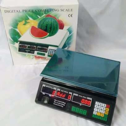 meat,fruits,cereals weighing machine image 1