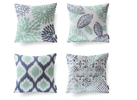 Decorative Unique Throw Pillow Case Cushion Covers a set of 4 pieces at Ksh. 3200 image 7