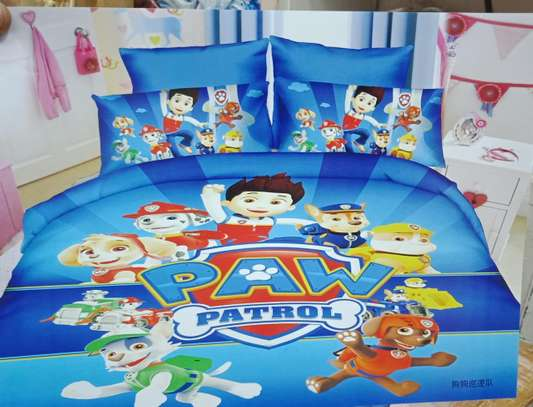 Cartoon theme kids duvet image 5