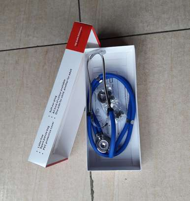 Double Tube Stethoscope