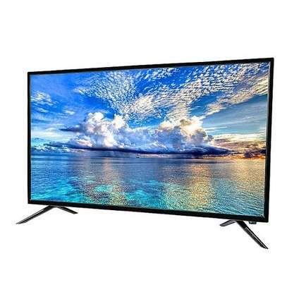 Syinix 55T700U – 55″ 4K UHD Smart LED TV – Black image 1
